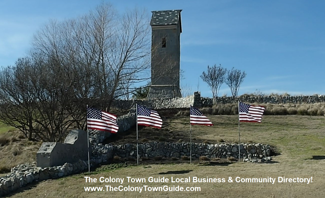 The Colony Town Guide